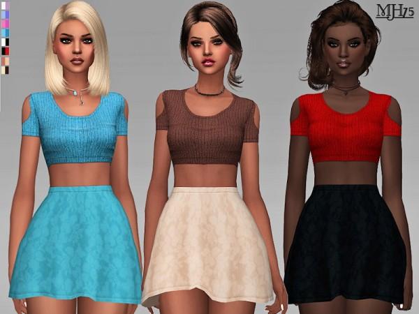 Sims Addictions: Sahara Outfit