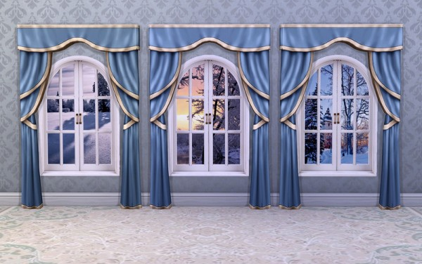 Ihelen Sims: Winter Window