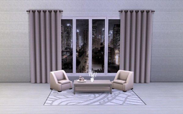 Ihelen Sims: Winter Window