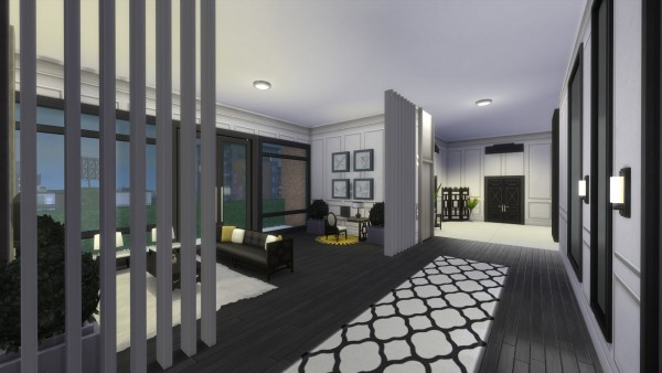 Mod The Sims Old Hollywood Glamour Penthouse No Cc By