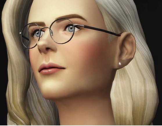 Rusty Nail: Eye glasses N47