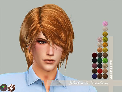 Studio K Creation: Animate hair 74   Raito