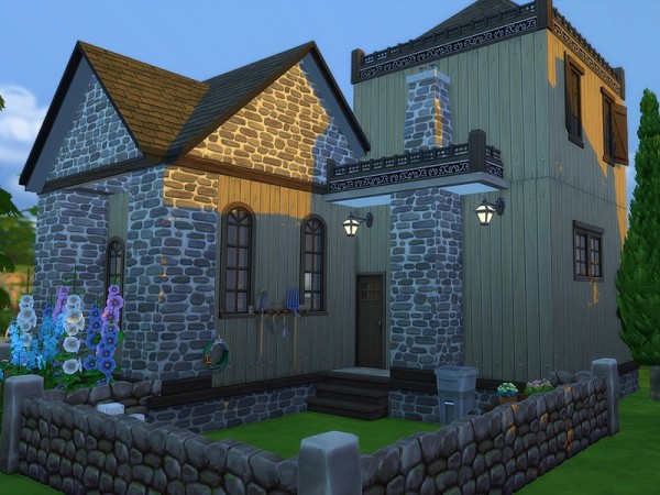 The Sims Resource: The Forest Diner by Ineliz
