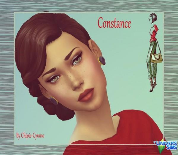 Luniversims: Constance sims model
