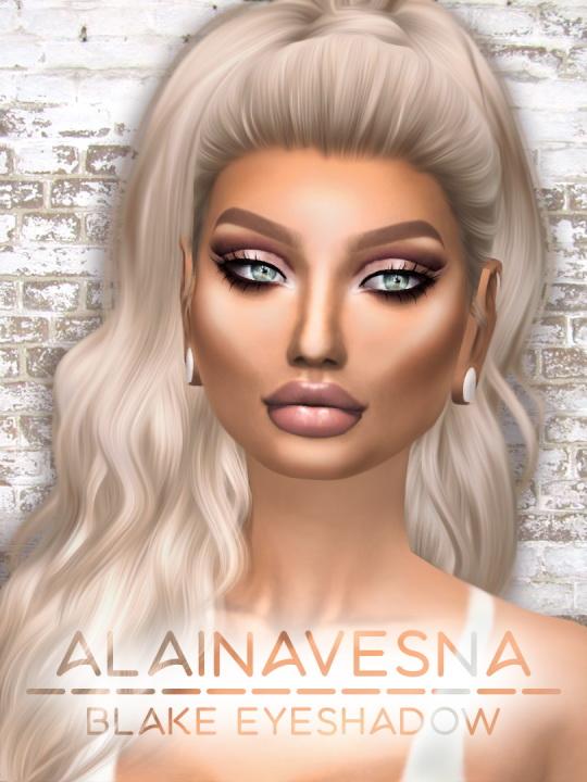 Alaina Vesna: Blake Eyeshadow