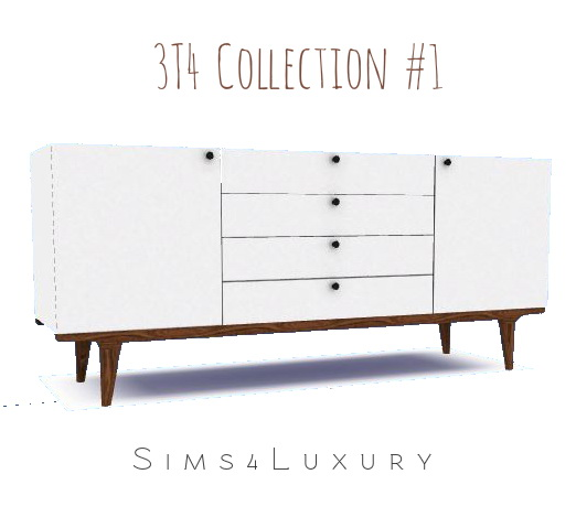 Sims4Luxury: Collection 1