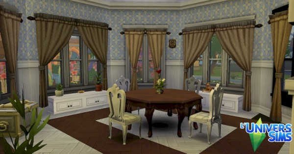 Luniversims: Candide house by Coco Simy