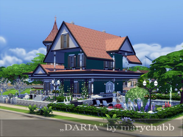 The Sims Resource: Daria Residential by marychabb