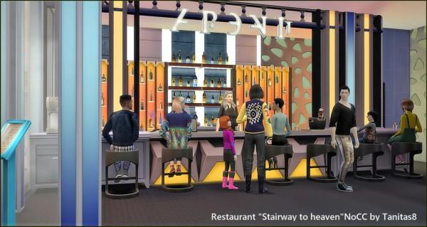 "Tanitas Sims: Restaurant ""Stairway to heaven   NoCC"