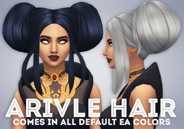Ivo Sims: Arivle Hairstyle