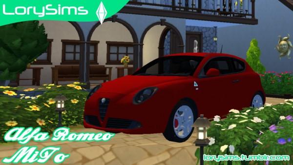 Lory Sims: Alfa Romeo MiTo QV