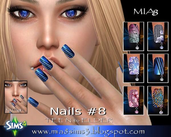 MIA8: Nails 8