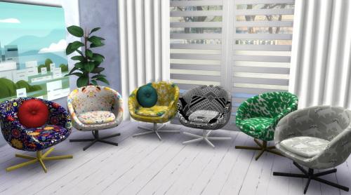 Budgie2budgie: S2 Ikea Chair