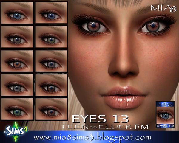 MIA8: Eyes 13