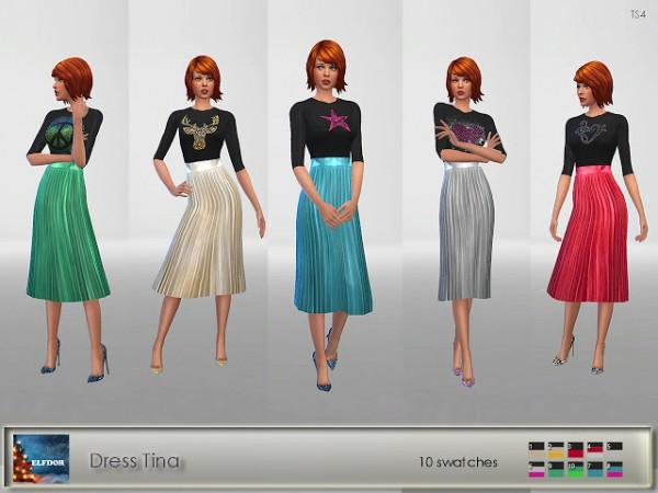 Elfdor: Dress Tina