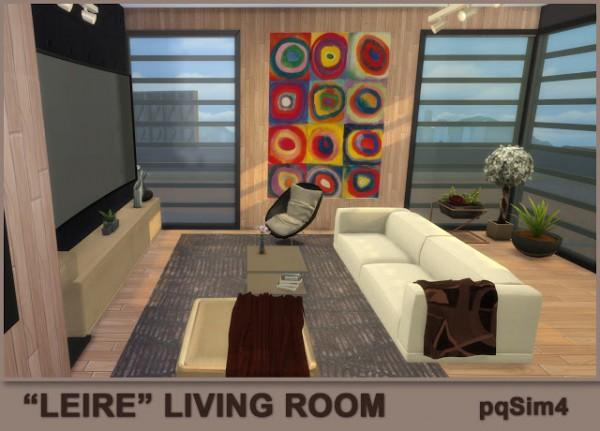 PQSims4: Leire Livingroom