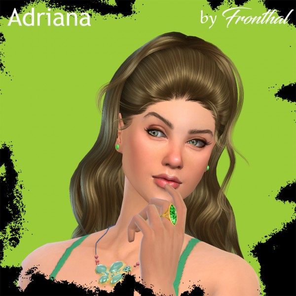 Fronthal: Adriana