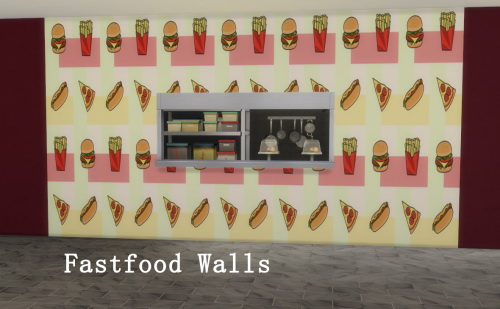 Chillis Sims: Fastwood Wall