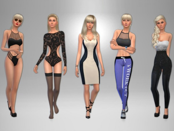 The Sims Resource: Sophia Pex by sand y