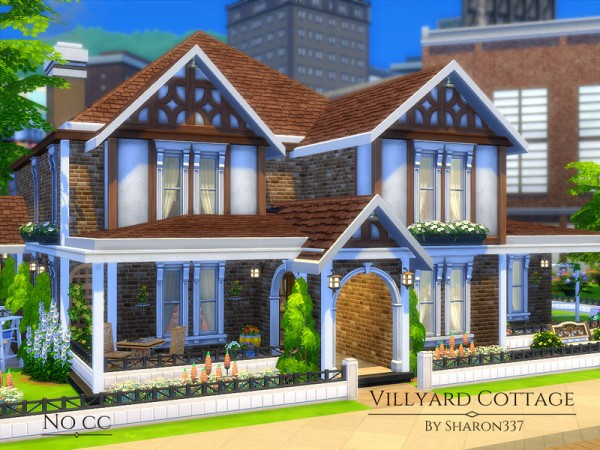 The Sims Resource: Villyard Cottage by sharon337
