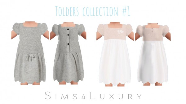 Sims4Luxury: Toddlers collection 1