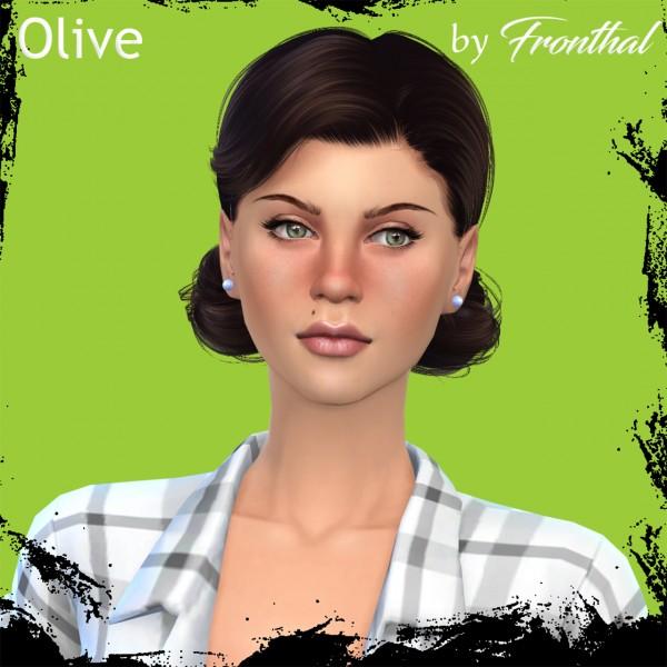 Fronthal: Olive