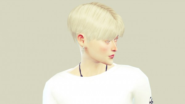 Lynn NguCy: Ryuuki Yuan sims model