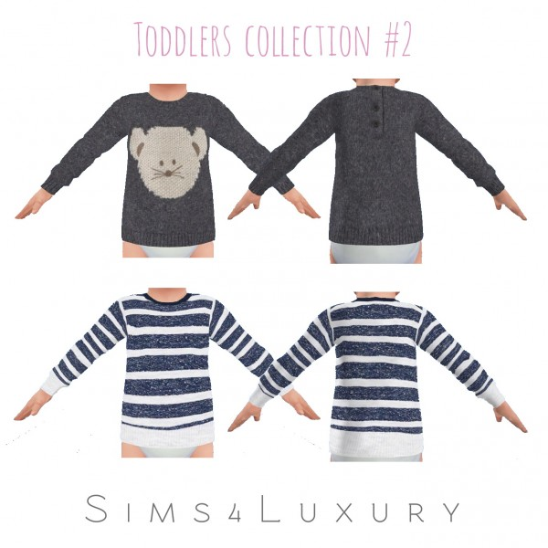 Sims4Luxury: Toddlers collection 2