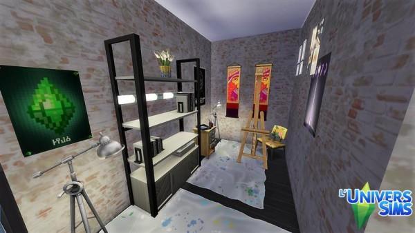 Luniversims: Apartment Renovation by nathalieheya
