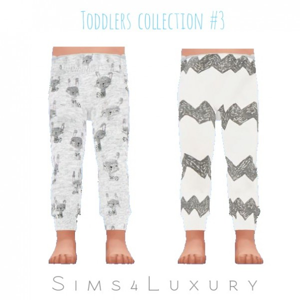 Sims4Luxury: Toddlers collection 3
