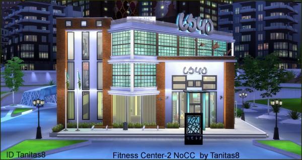 Tanitas Sims: Fitness Center 2 NoCC