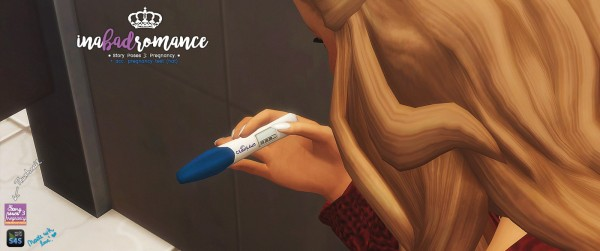 In a bad romance: Story Poses 3 - 08 • Sims 4 Downloads
