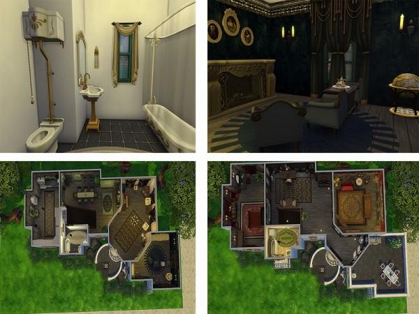 The Sims Resource: Underwood Estate by Ineliz