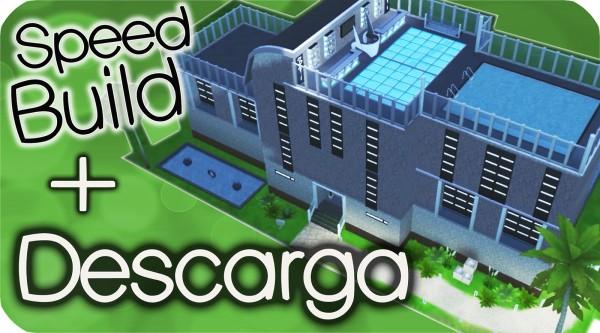 Los Sims de Miko: Modern house