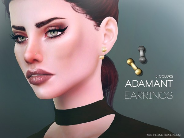 The Sims Resource: Random Piercing Mix by Pralinesims