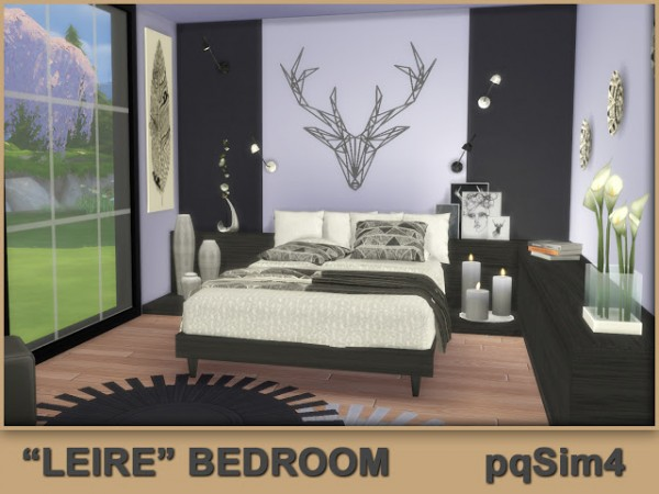 PQSims4: Leire bedroom