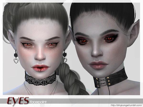 The Sims Resource: EyeSet5 by ShojoAngel