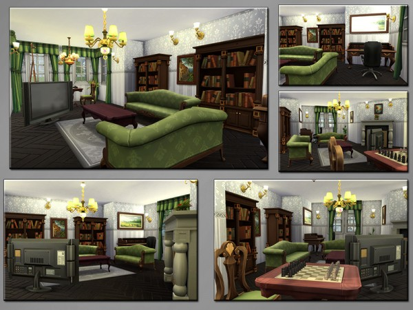 The Sims Resource: Feel at Home by matomibotaki