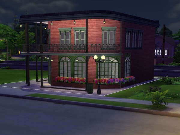 The Sims Resource: Papa Joes Jazz Club   Lounge by CherryNellie