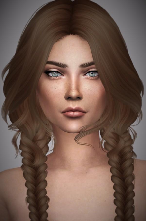 Aveline Sims: Abigail Abernathy