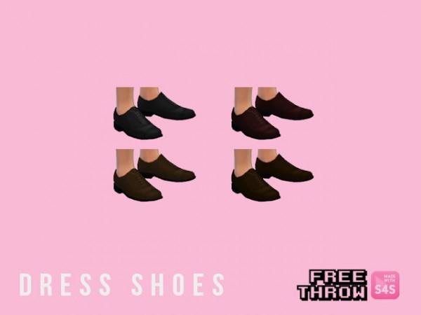 CC freethrow: Dress shoes