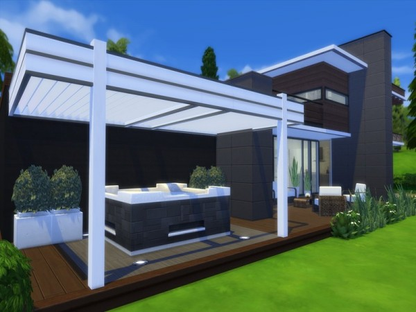 The Sims Resource: Lianna house by Suzz86
