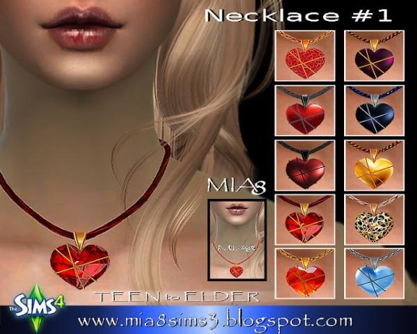 MIA8: New accessories