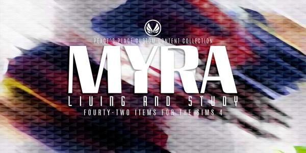 Simsational designs: Myra Living