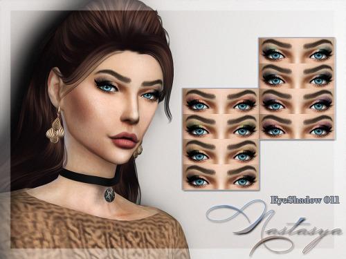 Nastas`ya: Eyeshadow 011