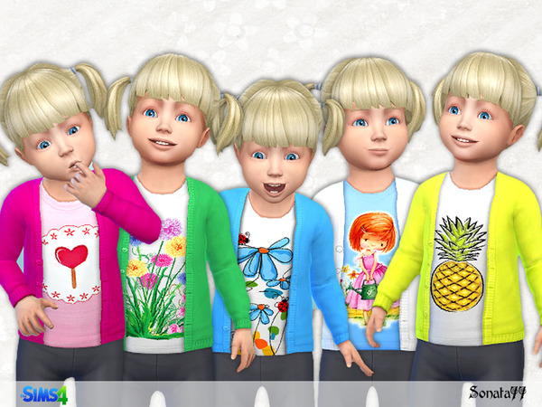 The Sims Resource: S77 toddler 07 by Sonata77