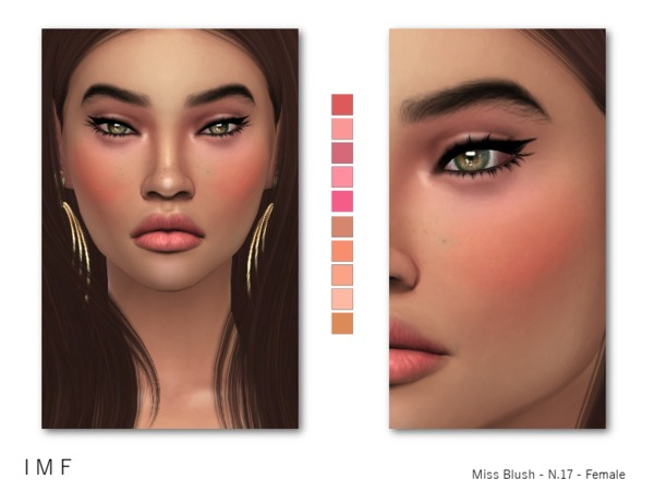 The Sims Resource: Miss Blush N.17 by IzzieMcFire