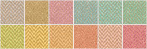 Chillis Sims Glitter Chevron Wallpaper Sims 4 Downloads