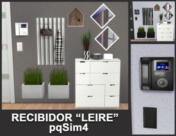 PQSims4: ReceiverLeire