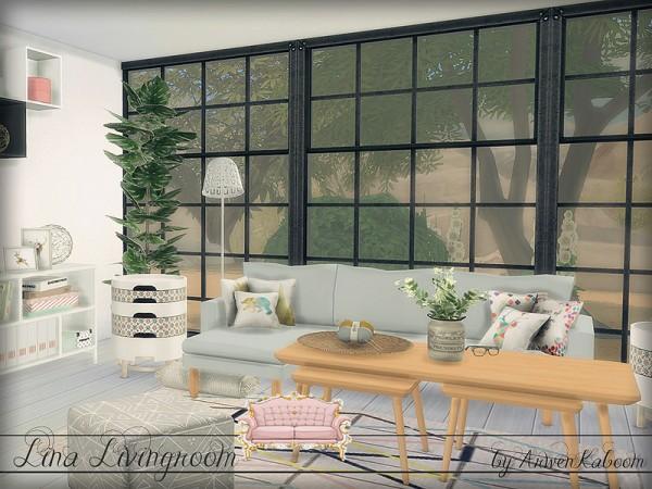 The Sims Resource: Lina Livingroom by ArwenKaboom